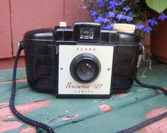 50s Kodak Brownie Camera