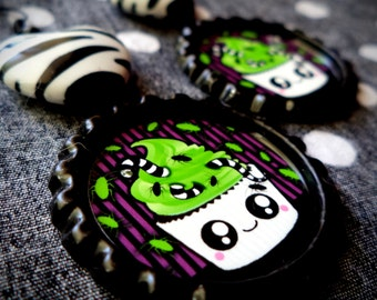 BeetleCake earrings