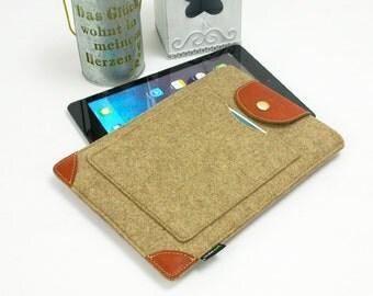 Felt iPad Mini Case Retina iPad Mini 2 Sleeve iPad Air Cover iPad Bag iPad Mini Bag Retina iPad Mini Wallet E2017