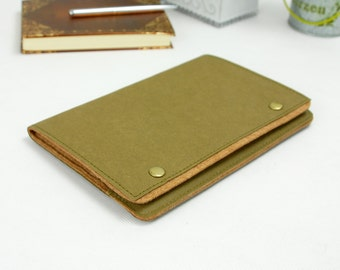 iPad Mini Sleeve Retina iPad Mini Case Kraft Paper with Felt Cover Case for iPad Mini Bag Retina iPad Mini Case KE1362