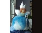 Custom Felted Doll