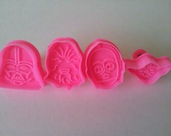 Star Wars Cookie Cutters