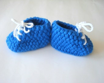 crochet baby shoes, baby booties, blue baby shoes,  0 12 month baby, crochet baby shoes booties baby shower gifts