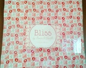 """Moda BLISS Layer Cake by Bonnie and Camillle  42 10"""" Fabric Squares"""
