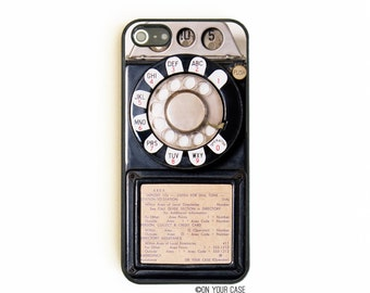 Payphone iPhone 5 Case. iPhone 5S Case. Vintage Payphone. Phone Case. Phone Cases. iPhone Case. iPhone Cases.