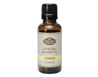 Lemon Pure Essential Oil 30ml