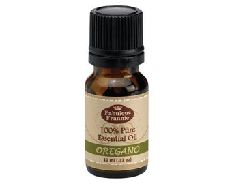 Oregano Pure Essential Oil 10ml