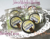 100 Wedding Favors/Baby Shower/ Bridal Shower/Cinnamon Vanilla Whipped Body Butter