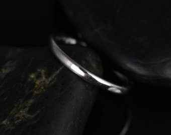 Matching Band to Kierra 14kt White Gold Plain/Classic Band (Other Metals Available)
