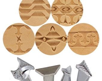 Belt & Border 4 Piece Stamping Tool Set #115-9911