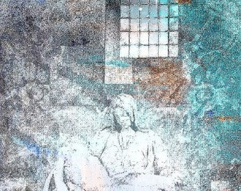 Pietà II Print