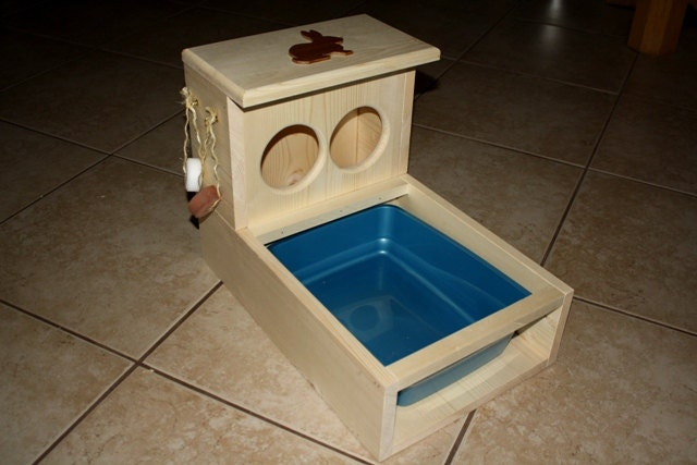 ?zoom & Bunny Rabbit Hay Feeder With Built in Litter Box Aboutintivar.Com