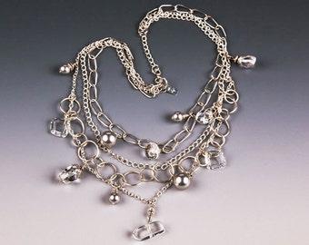 Crystal Persuasion Necklace