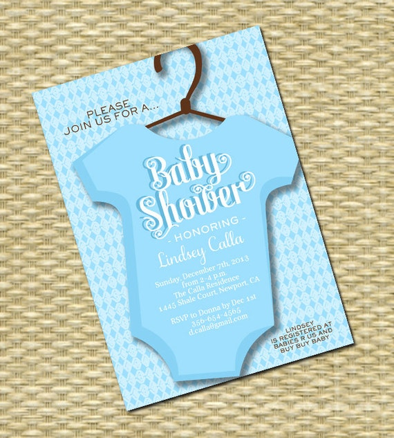 Sunshine Printables on Etsy Designer Baby Announcements