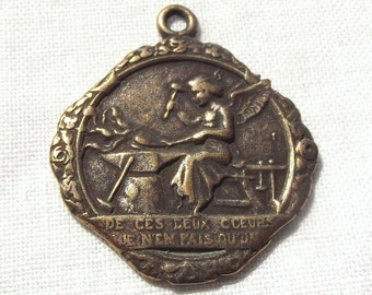 Bronze Angel at the Forge Medal VP533