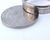 Coin ring from Israel casino token jackpot game luck roulette