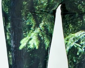 """FREE SHIPPING Leggings """"Forest"""""""