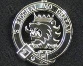 MacGregor Scottish Clan Crest Badge