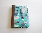 Faux Leather Bound Portfolio & Small Tablet Case with Memo Pad