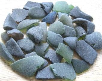 Bulk Sea Glass Olive Green Beach Glass Art Supplies