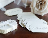 Extra 50 Bundle of I Love You Cards by Burlap and Linen Co