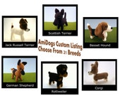 AmiDogs Made To Order - Choose Your Breed