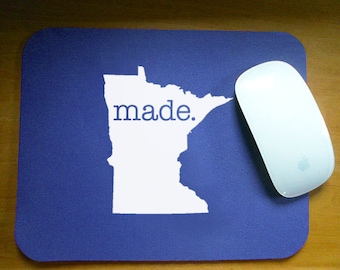 Minnesota  'Made' Computer Mouse Pad