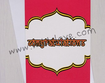 Occasion Wallah Cards - Congratulations