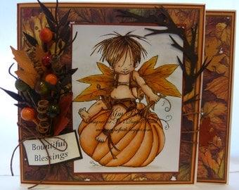 Fall Fairy Jesen