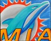 Miami Dolphins FIne Art