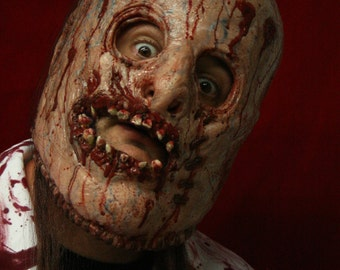 Bloody face inspired mask not american horror story Asylum