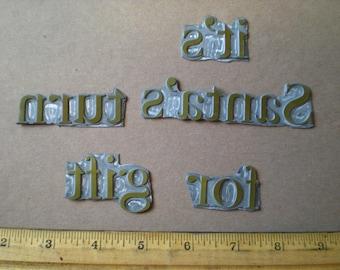 printing plates its santas turn for gift