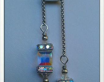 Lantern Bling Necklace