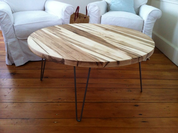 Unavailable listing on etsy for Round table legs diy