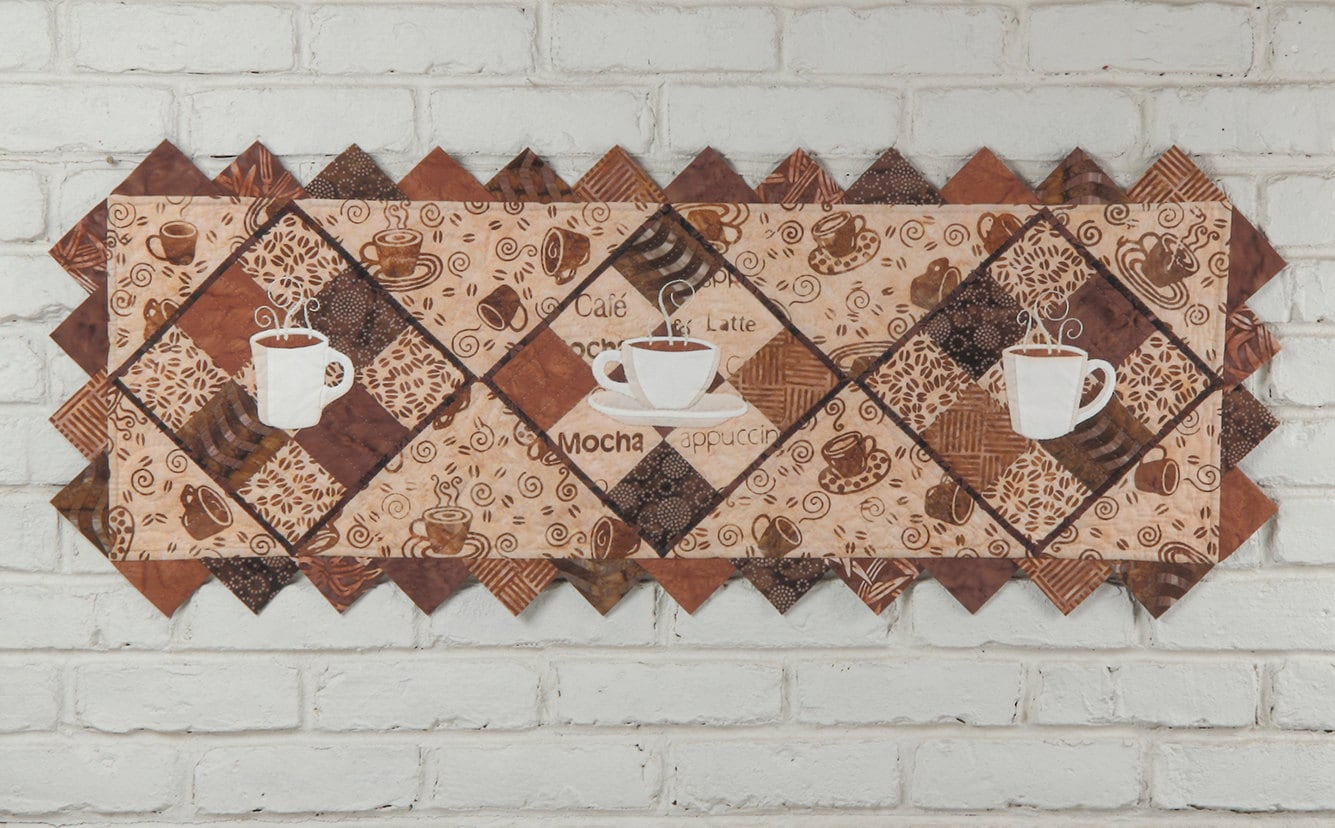 Coffee Table Runner Pattern By Donnaburkholder On Etsy