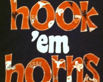 University of Texas t-shirt