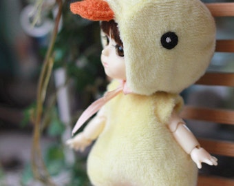 Lati Yellow - New Ducky Outfit For Lati Yellow or PukiFee