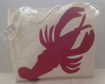 Large Lobster Tote