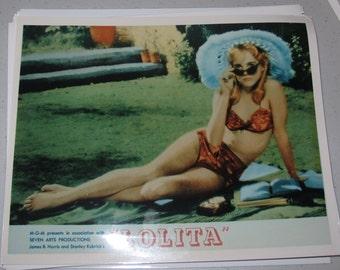 8x10 Press Photo lolita