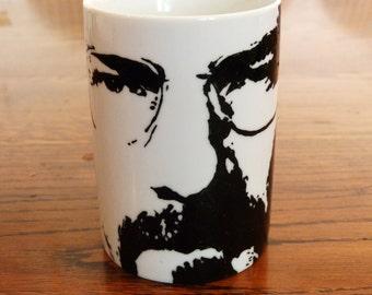 Bryan Cranston, Breaking Bad, Walter White, cup