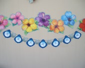 BRIDE...TO...BE....Beach Theme....Banner