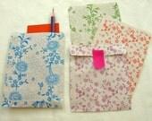 50 Vintage Flowers Paper Bags (M) size 10cmX13.5cm