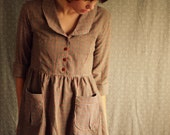 The Artist // Peter Pan Collar Dress, summer dresses for women, dresses for women, cute dresses for teens vintage dresses for women