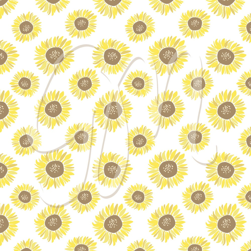 Sunflowers Mason Jars and digital papers Clip art for