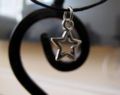 Beca's Star necklace