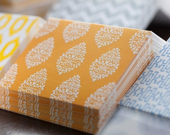 Indian Branches Letterpress Card Set