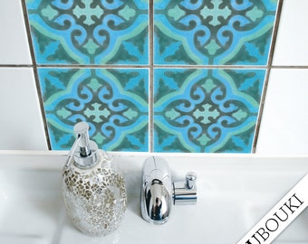 "TILE DECAL - set of 4 - ""RIMAL 01"""