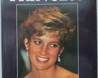 Princess, Diana, Biography, First Published, by Ann Morrow