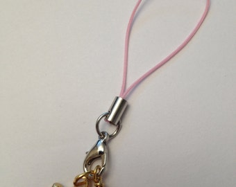 Camera Cell Phone Charm