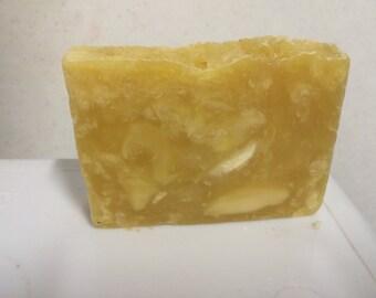 Lemongrass - Lemongrass soap - vegan - handmade - essential oil soap - hot process - soap - Virgin Islands